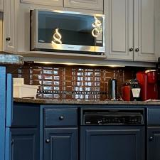 Kitchen cabinet painting Winnipeg MA 3
